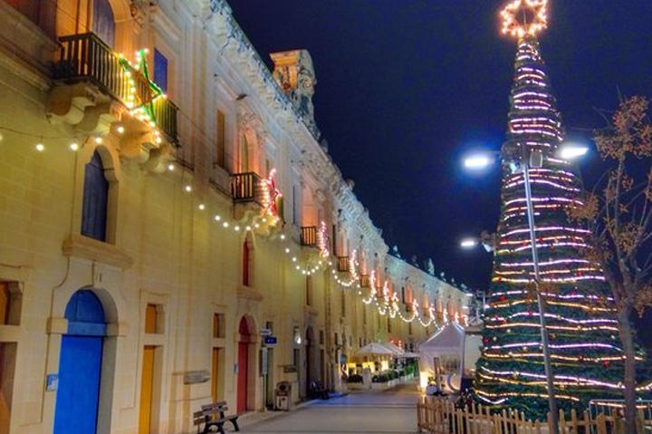 Christmas 2017 in Malta